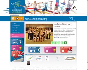 CD GYMNASTIQUE 79